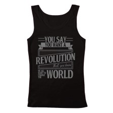 Beatles Revolution Women's