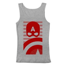 Captain America Minimal Men's